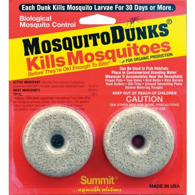 Summit Mosquito Dunks (2 pack)