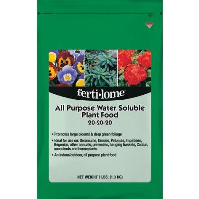 ferti-lome All Purpose Water Soluble Plant Food (3 lbs.)