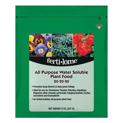 ferti-lome All Purpose Water Soluble Plant Food (8 oz.)