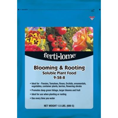 ferti-lome Blooming & Rooting Plant Food (1.5 lbs.)
