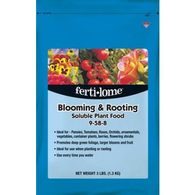 ferti-lome Blooming & Rooting Plant Food (3 lbs.)