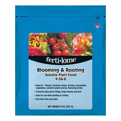 ferti-lome Blooming & Rooting Plant Food (8 oz.)