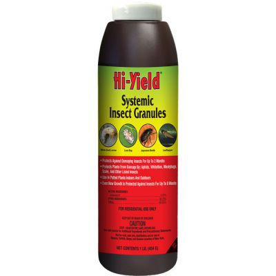 Hi-Yield Systemic Insect Granules (1 lb.)