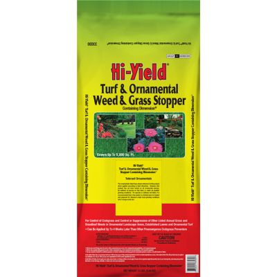 Hi-Yield Weed & Grass Stopper (12 lbs.)
