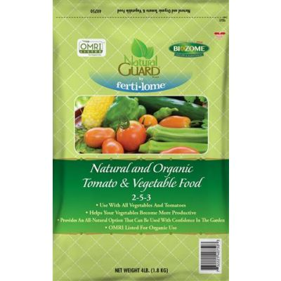 Natural Guard Organic Tomato and Vegetable Food (4 lbs.)