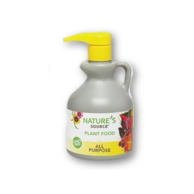 Nature's Source All Purpose Plant Food with Pump (15 oz.)