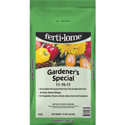 ferti-lome Gardener's Special Plant Food (15 lbs.)