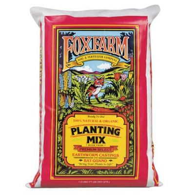Fox Farm Organic Planting Mix (1 cu. ft.)