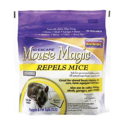Bonide Mouse Magic Repellent (12-Pack)