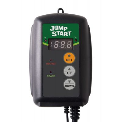 Jump Start Heat Mat Digital Temperature Controller