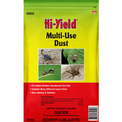Hi-Yield Multi-Use Dust (4 lb.)