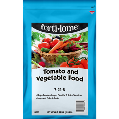 ferti-lome Tomato and Vegetable Food (4 lbs.)
