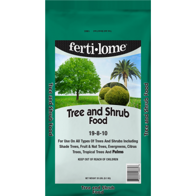 ferti-lome Tree & Shrub Food (20 lbs.)