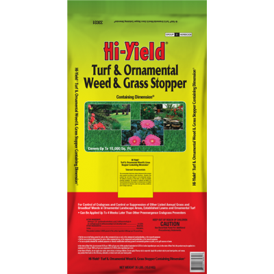 Hi-Yield Weed & Grass Stopper (35 lbs.)