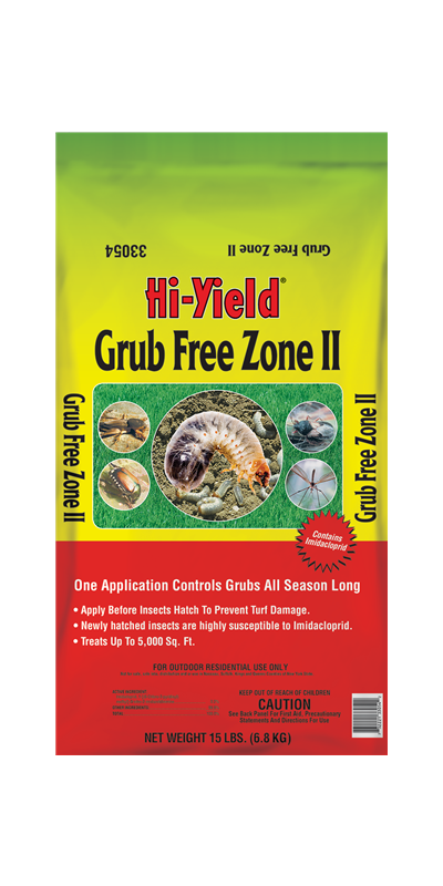 Hi-Yield Grub Free Zone II (15 lbs.)