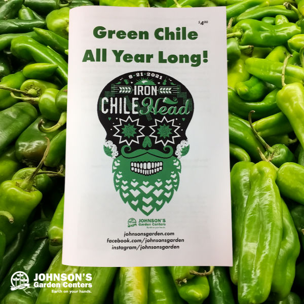 Cue that roasted green chile aroma!