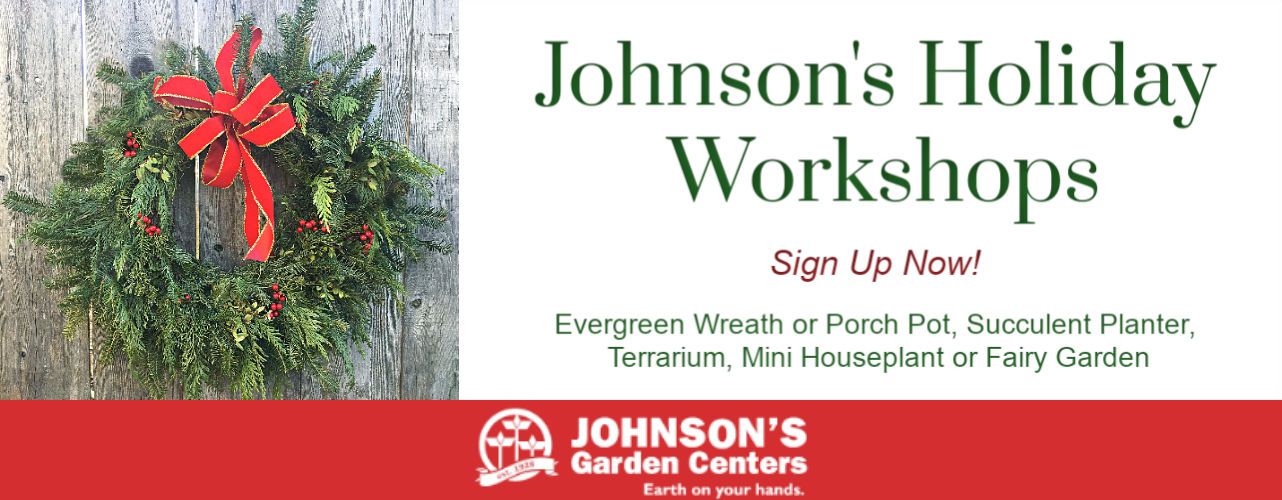 Johnson's Holiday Workshops